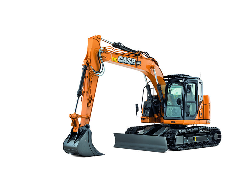 Crawler Excavators SR