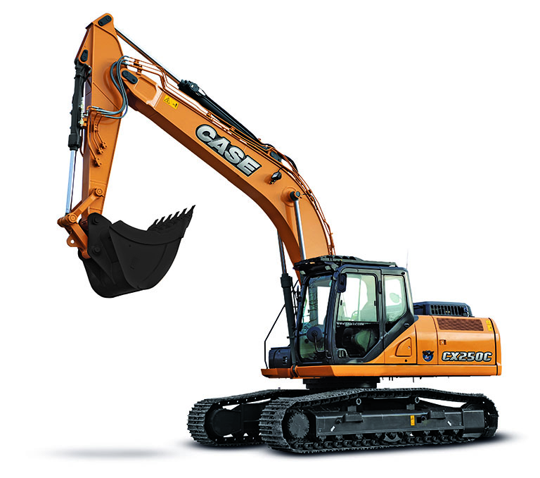 Crawler Excavators