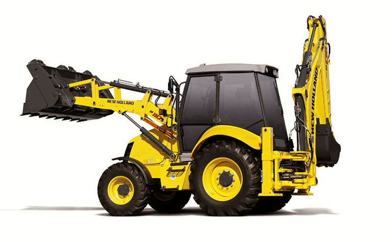 NH_Backhoe loaders