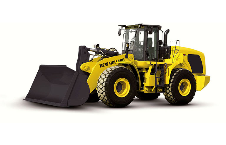 NH_Wheel loaders